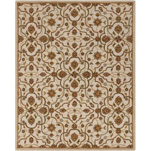 Surya Carrington Parchment Rug