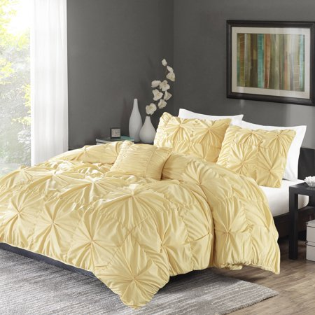Better homes and gardens pintuck bedding duvet cover set - Better homes and gardens comforter sets ...