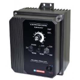 KBAC-29 Black (9528) AC Drives, Nema 4x Inverter 3 HP, 230 Vac 1-Phase Input, 230 Vac 3-Phase Output, Nema 4x Enclosure, Variable Frequency