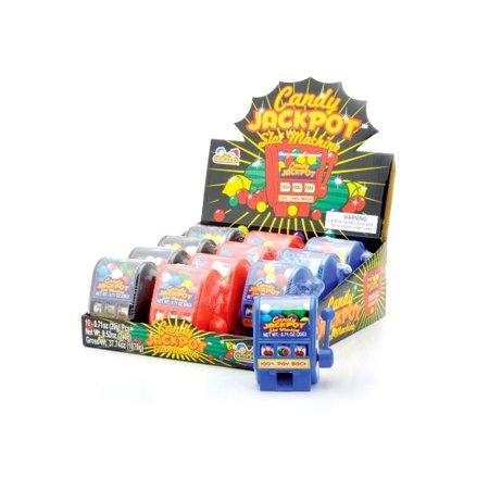 - Bulk Party Supplies Kidsmania Candy Jackpot Slot Machine (12pc Set)