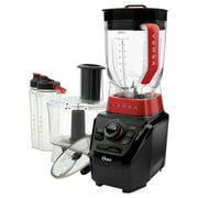 Oster Versa 1100 Series Performance Red Variable Speed Blender