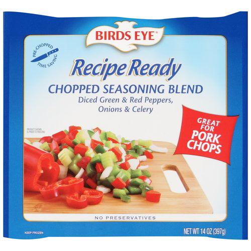 Birds Eye Recipe Ready Chopped Seasoning Blend, 14 oz