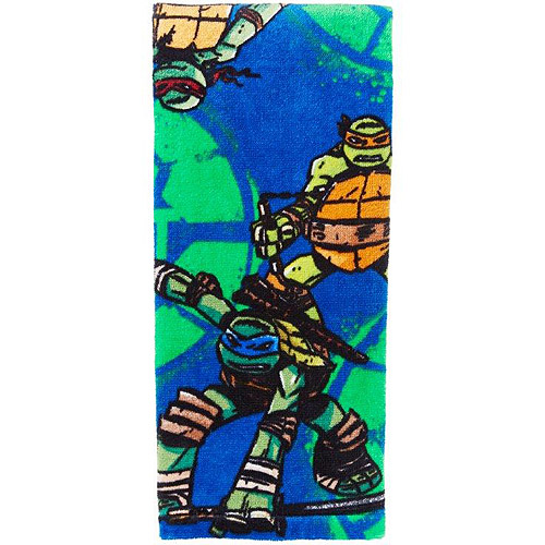 Nickelodeon Teenage Mutant Ninja Turtles Hand Towel