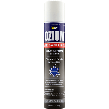 OZIUM® Spray, That New Car Smell® 3.5oz