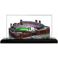 """St. Louis Cardinals 19"""" x 9"""" Busch Stadium Light Up Replica Ballpark"""