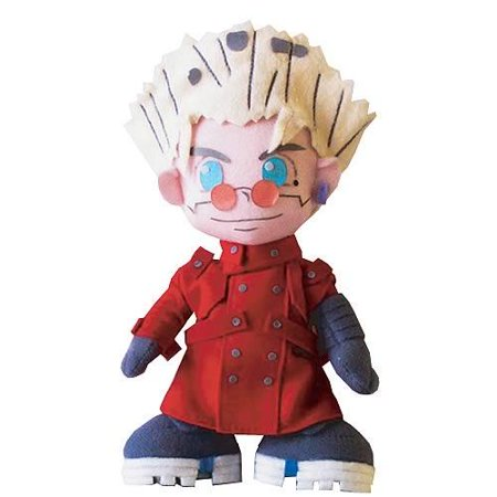 Trigun Vash The Stampede Plush