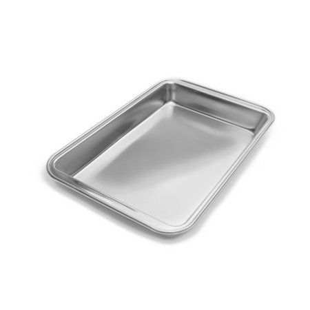 Rectangular Stainless Steel Tube - Fox Run Craftsmen Rectangular Stainless Steel Bake Pan