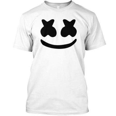 Hanes - marshmello Hanes Tagless Tee T-Shirt - Walmart com