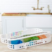 Parent's Choice Silicone Flexible Dishwasher Basket