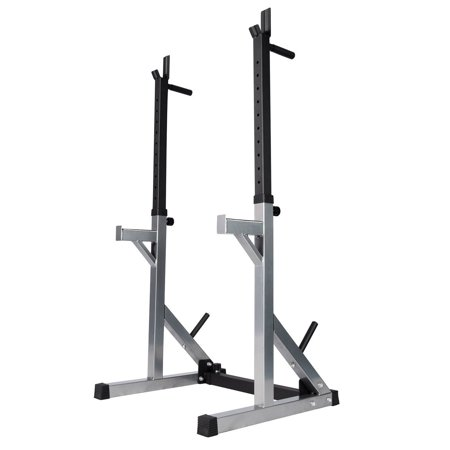 Buy-Hive Barbell Rack Multifunction Adjustable Squat Dumbbell Stands Gym Full Body Training Weight