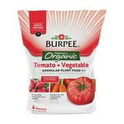 Best Tomato Plant Fertilizers - Burpee 7504046 4 lbs Tomato & Vegetable Granules Review