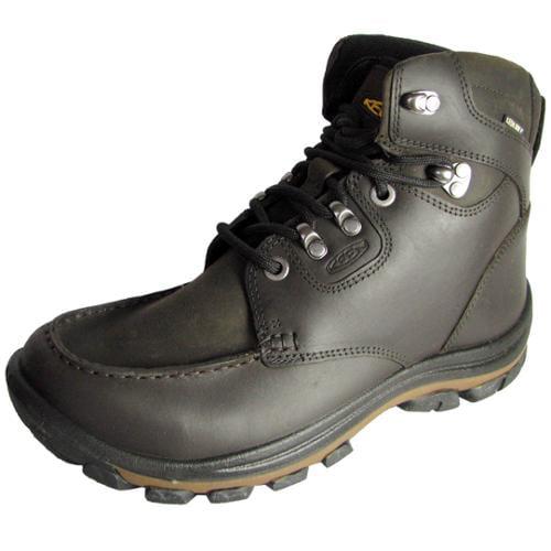 Keen Mens 'Nopo Waterproof' Hiking Boot, Slate Black, US 8