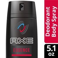 AXE Body Spray for Men Essence, 5.1 oz
