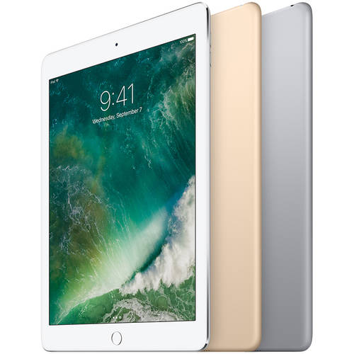 Apple iPad Air 2 64GB WiFi + Cellular, Gold, Refurbished