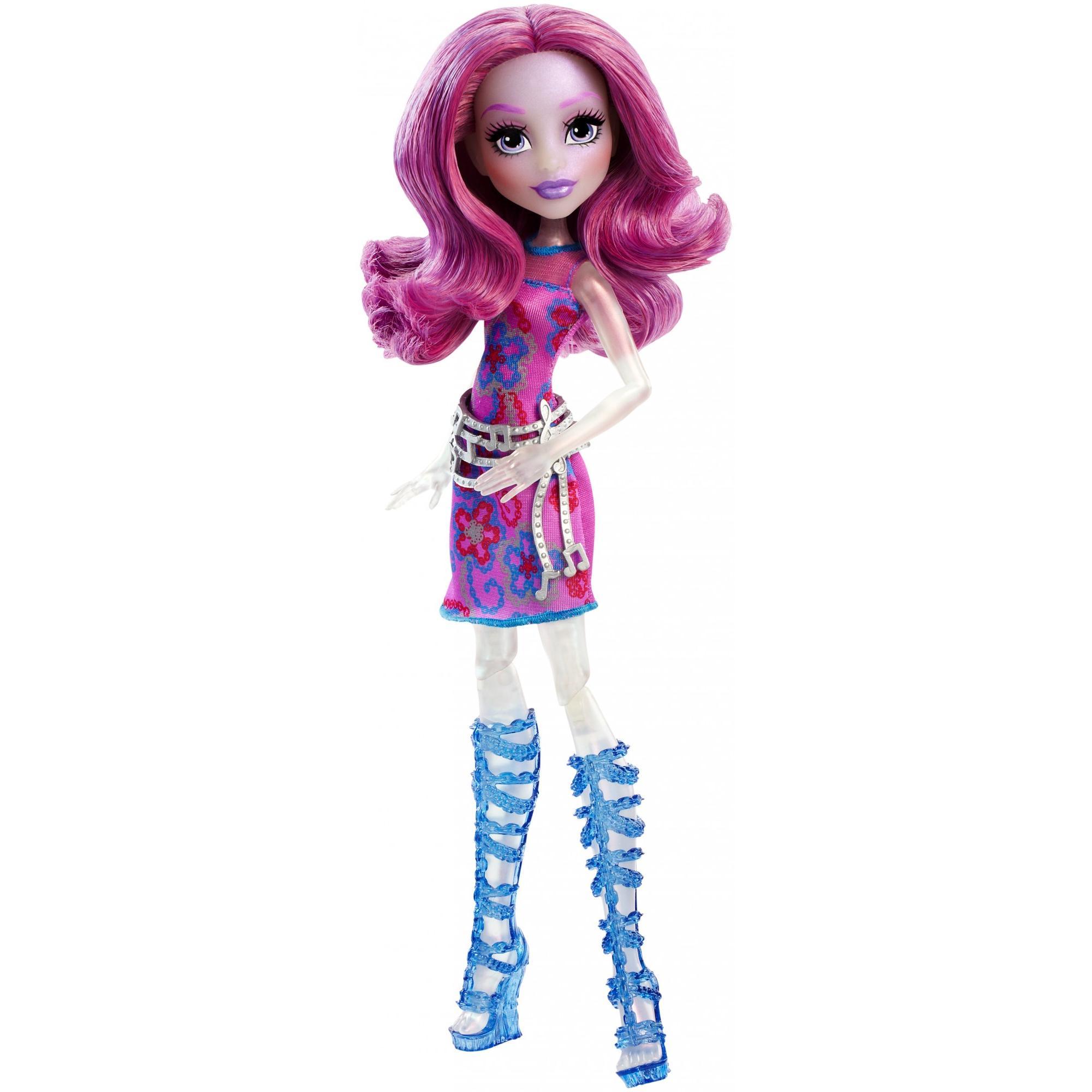 Monster High Welcome To Monster High Popstar Ari Hauntington Doll
