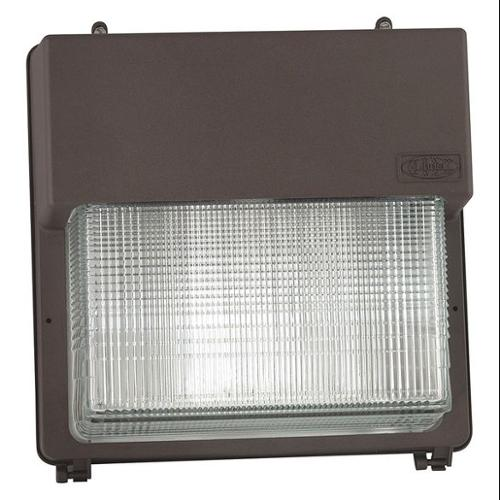 HUBBELL LIGHTING - OUTDOOR PGM3-180L-4K-U-DB LED Wall Pack,5678 Lumens,4000K