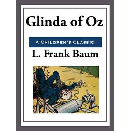 Glinda of Oz - eBook - Glinda In The Wizard Of Oz