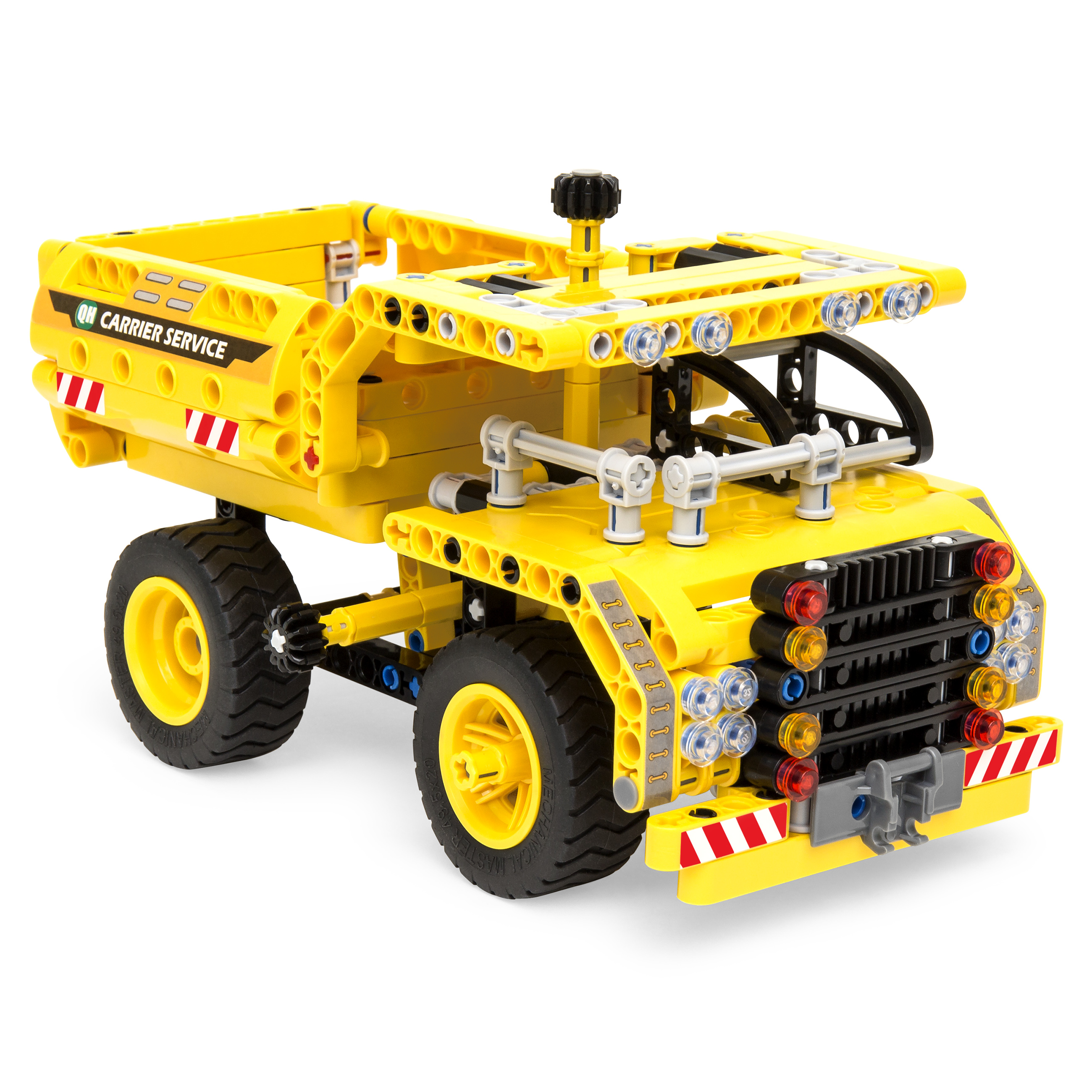 Best Choice Products 361-Piece 2-in-1 Kids STEM Educational Take-Apart Construction Engineering Building Toy Play Set w/ Dump Truck, Jet Airplane - Yellow