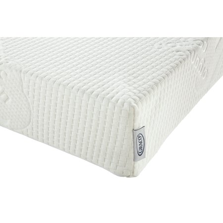 graco natural organic foam crib and toddler mattress. Black Bedroom Furniture Sets. Home Design Ideas