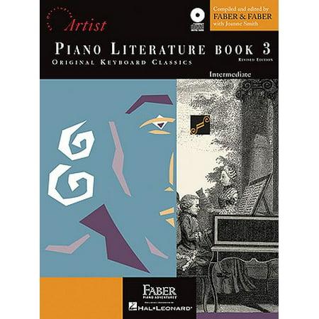 Piano Literature - Book 3: Developing Artist Original Keyboard Classics  (Other)