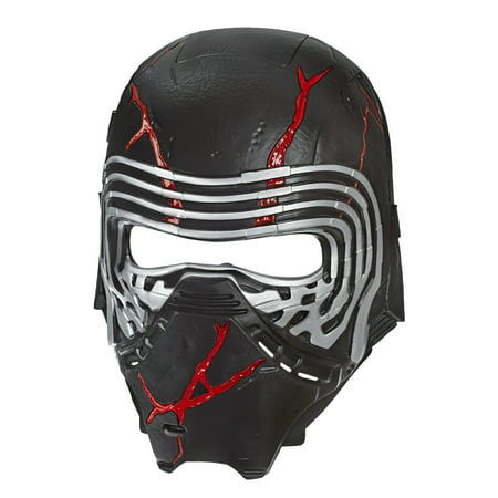 Star Wars: The Rise of Skywalker Supreme Leader Kylo Ren Force Rage Mask