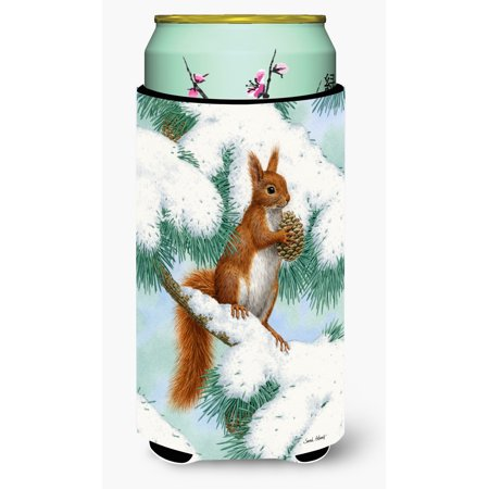 Buy Pine Cones (Red Squirrel with Pine Cone Tall Boy Beverage Insulator Hugger)