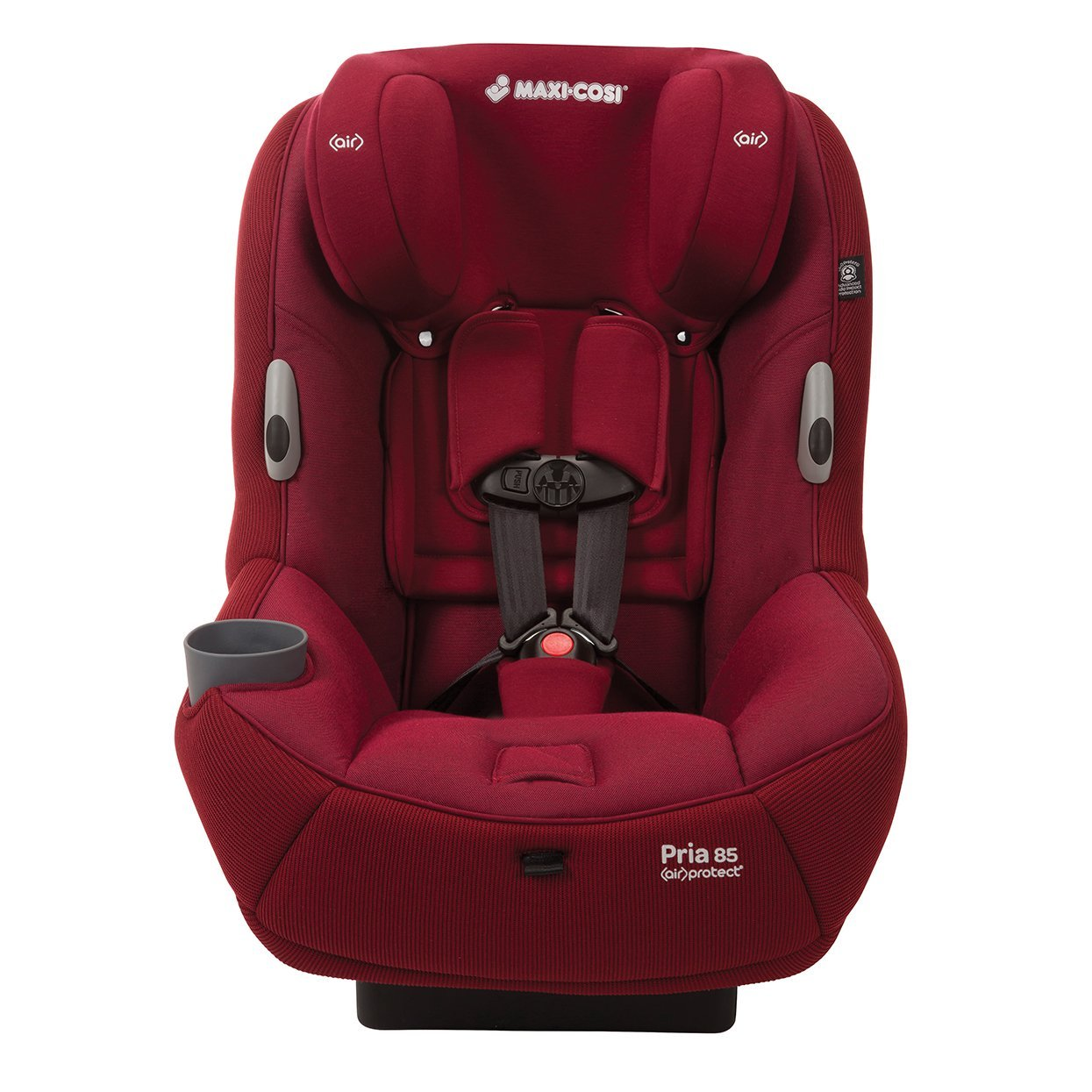 Maxi-Cosi Pria 85 Special Edition Ribble Collection Convertible Car Seat New Delhi Red by Maxi-Cosi