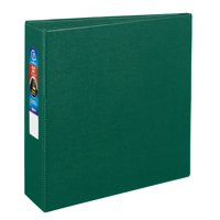 Avery Heavy-Duty Binder with 3-Inch One Touch EZD Ring, Blue (79883)