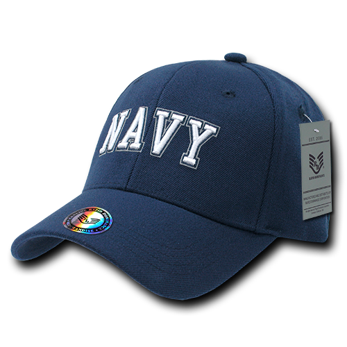 Rapid Dominance US Navy Flex Fit Embroidered Baseball Dad Caps Hats