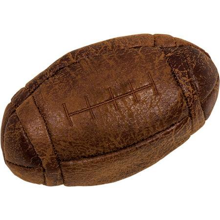 Howard Pet Vintage Flat Football Dot Toy