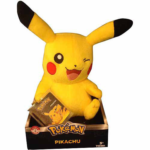"Pokemon Trainer's Choice 8"" Basic Plush"