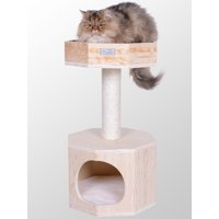 Armarkat Premium Pinus Sylvestris Wood Cat Tree S2906