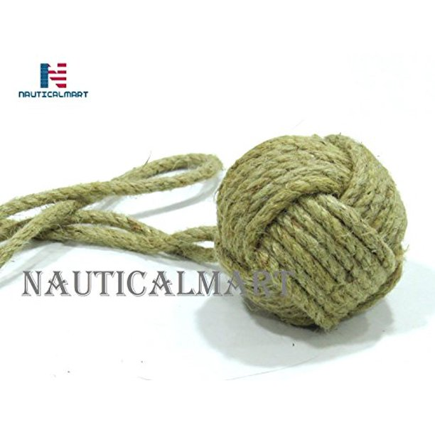Nauticalmart Rope Knot Curtain Tie Back