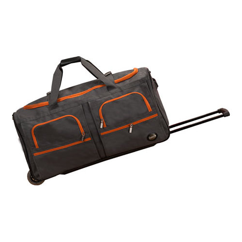 "Rockland 30"" Rolling Duffle by Fox Luggage"