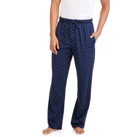 Hanes Big & Tall Men's Printed Knit Pajama Pant Big And Tall Womens Clothing