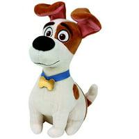 Ty Beanie Babies Secret Life of Pets Max The Dog Regular Plush
