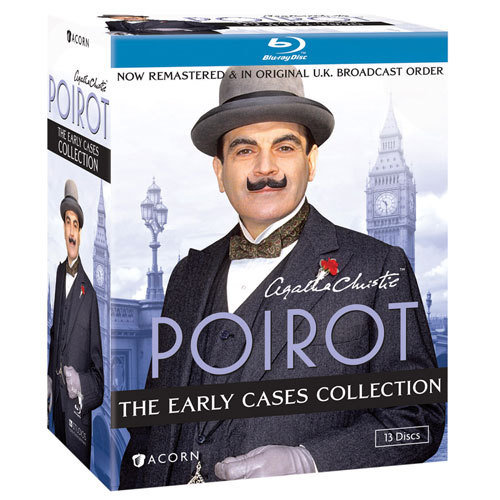 POIROT:EARLY CASES COLLECTION