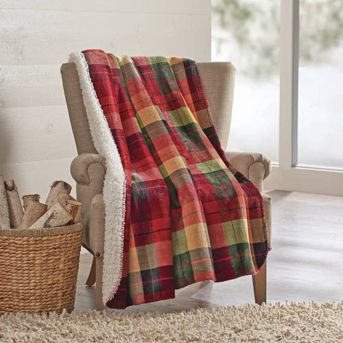 Better Homes & Gardens Luxurious Throw Blanket, 1 Each