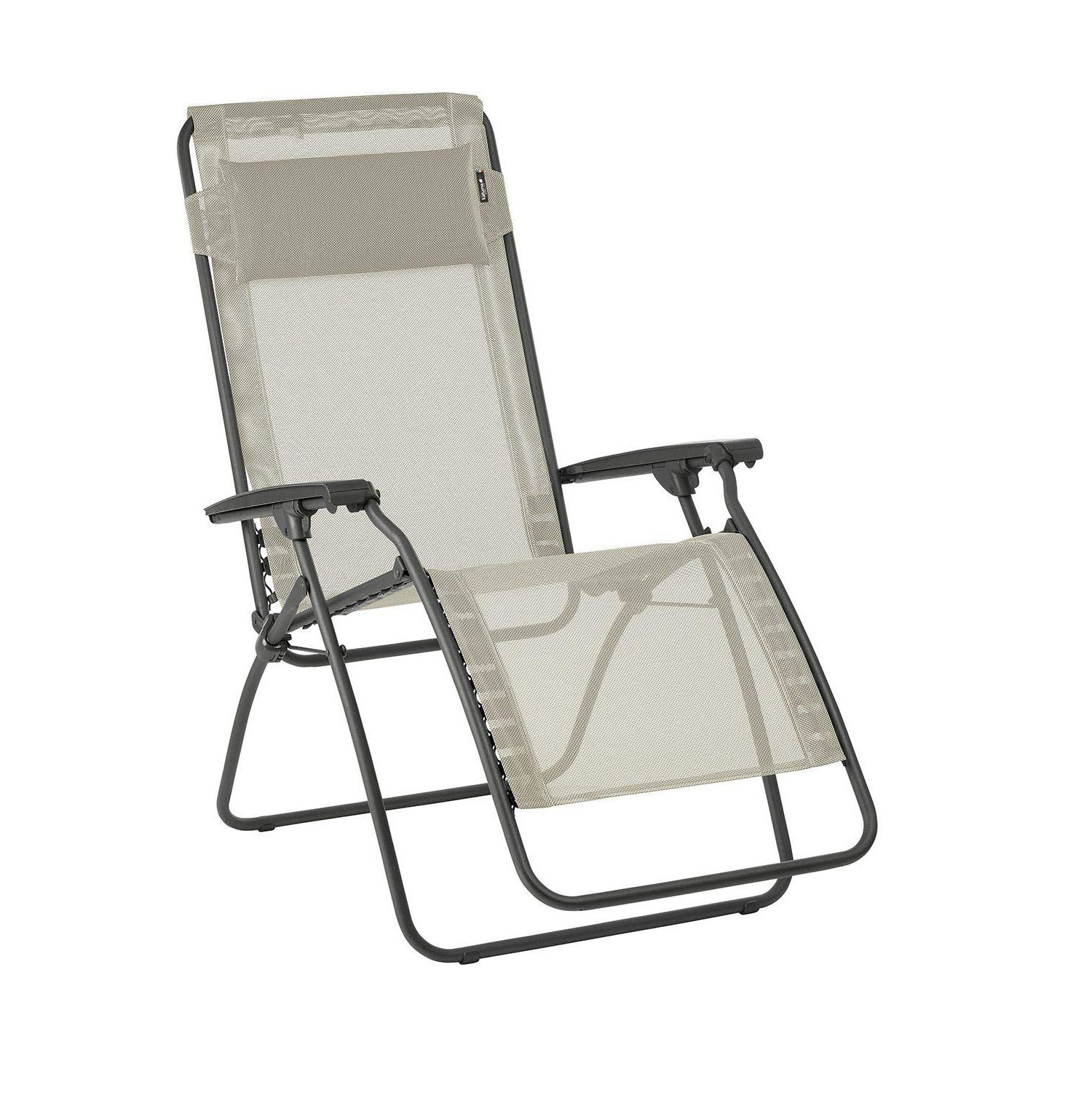 Lafuma R Clip Batyline Iso Relaxation 0 Gravity Outdoor Lounge Recliner Seigle Walmart Com Walmart Com