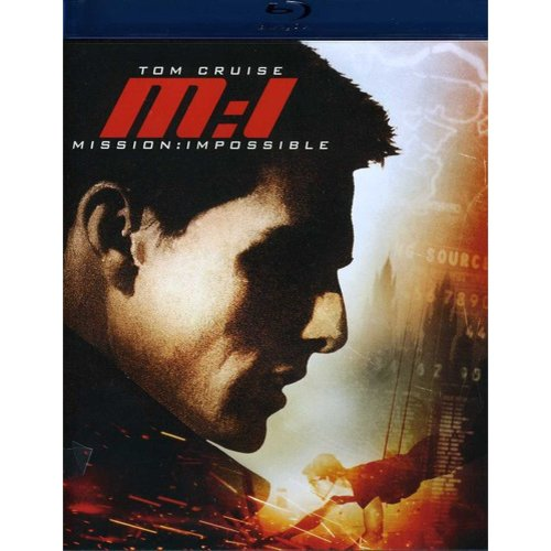 Mission: Impossible (Blu-ray) (Widescreen)