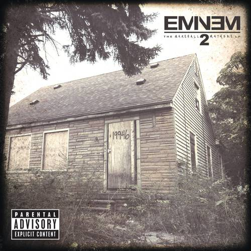 The Marshall Mathers LP2 (Explicit)