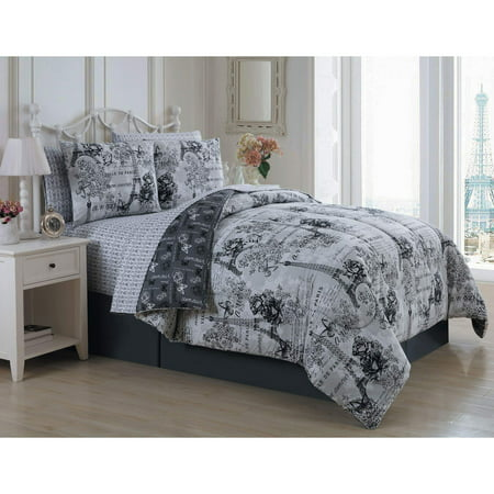 Avondale Manor Amour 8pc Bed in a Bag Set