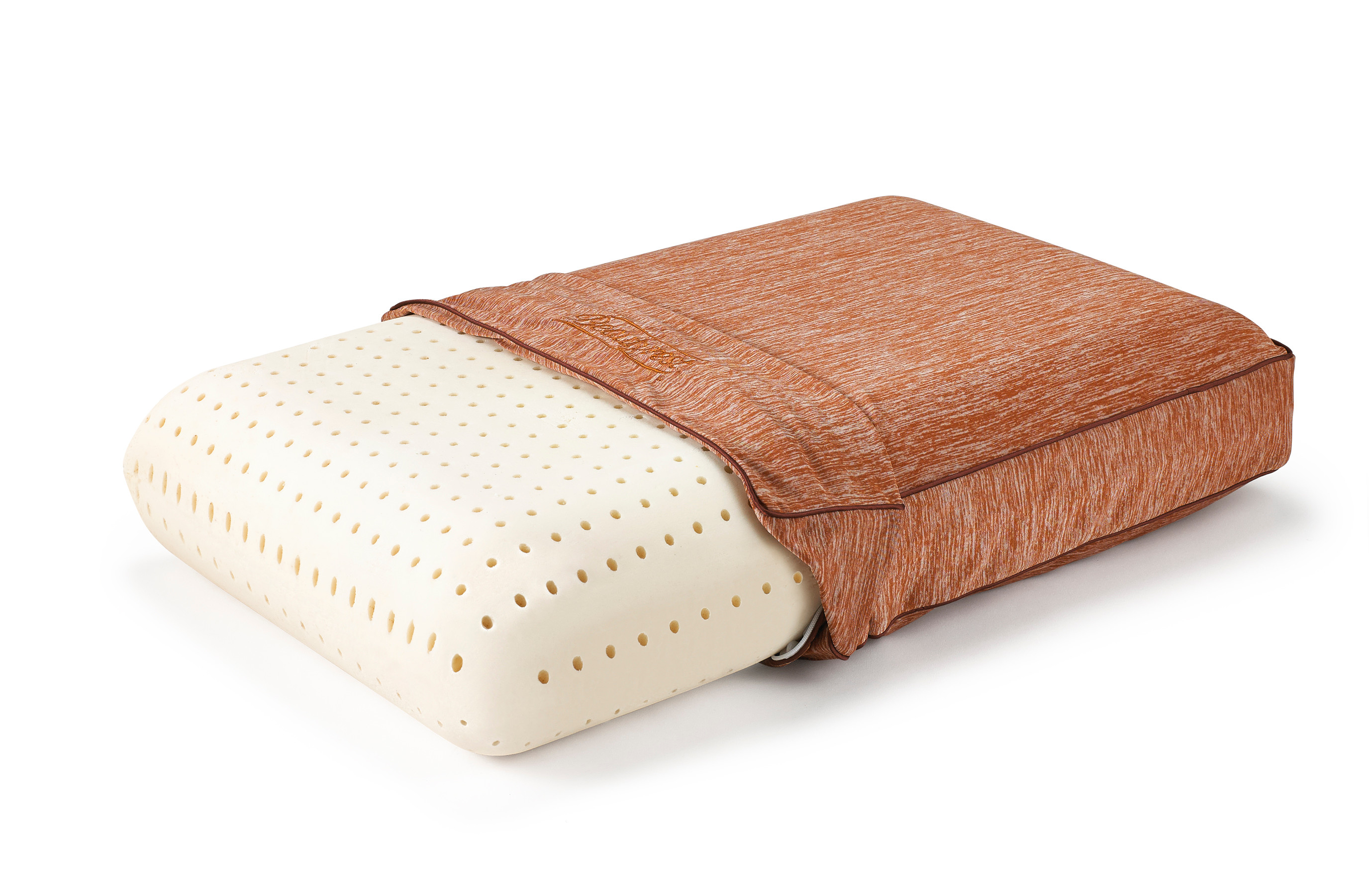 5cdfe1598e95 Beautyrest Copper Gel Memory Foam Pillow with Removable Cover - Walmart.com