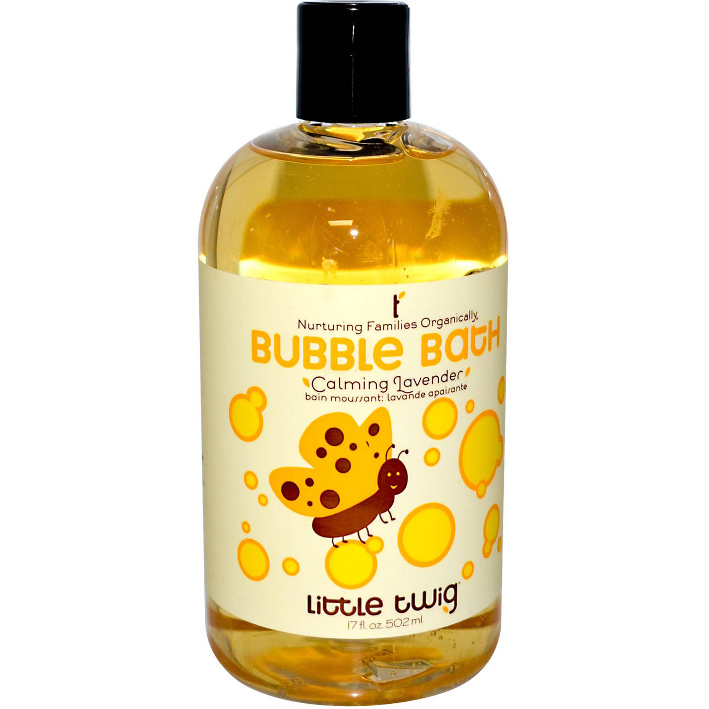 Little Twig Bubble Fun, Lavender, 34 oz