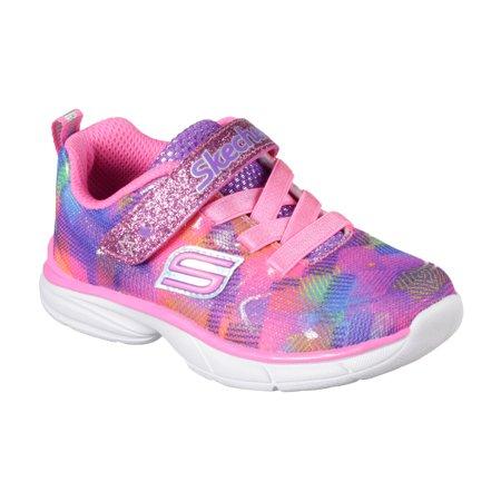 0586ad5271d5 Skechers - Skechers 81337L NPMT Girl s SPIRIT SPRINTZ - RAINBOW RAZ Sneaker  - Walmart.com