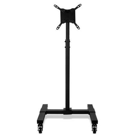 Mount It Tv Floor Portable Pedestal Display Height