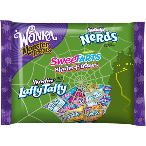 Wonka Halloween Monster Mix Ups 29oz