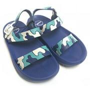 Fresko Boy's Toddler Camo Summer Pool Beach Slides Sandals