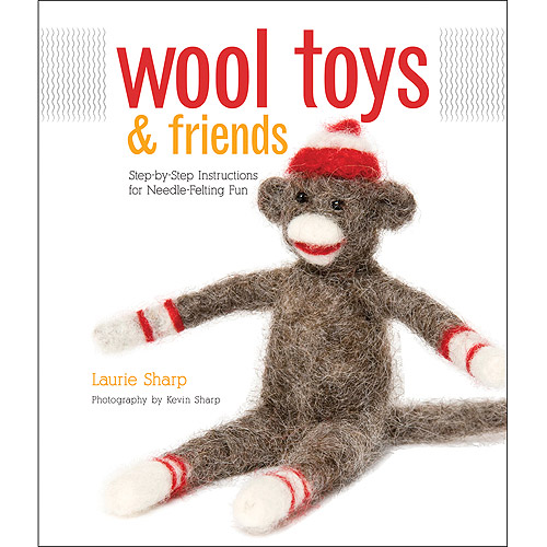 Creative Publishing International Wool Toys & Friends