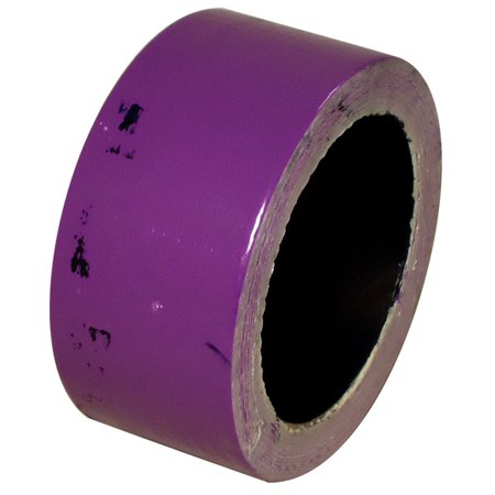 Closeout Factory 2nds Purple Duct Tape 1 88 Inch X 20